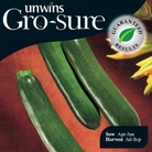 Courgette Mikonos Seeds (Gro-sure)