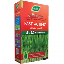 Surestart: Fast Acting Lawn Seed
