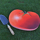 Tomato kneeler cushion