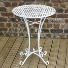 Greenfingers Malvern Lattice Table