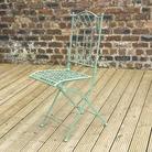 Greenfingers Malvern Arch Chair - Green