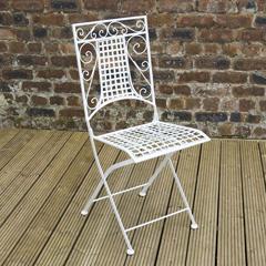 Greenfingers Malvern Scroll Chair