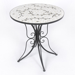 Ellister Venezia Mosaic Patio Table
