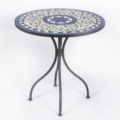 Ellister Palermo Mosaic Patio Table