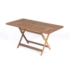 Greenfingers Valletta Rectangular Folding Table