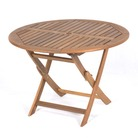 Greenfingers Valletta 110cm Round Table