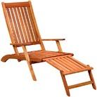 Greenfingers Valletta Steamer Chair