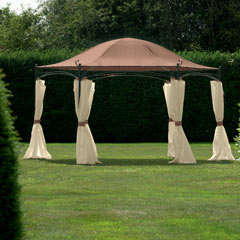 Regency Hexagonal Gazebo
