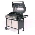 Outback Gas Barbeque Onyx 4 Burner