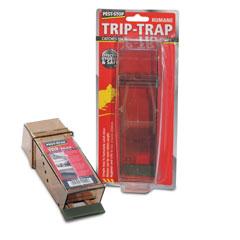 Trip Trap Humane Mouse Trap