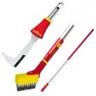 Wolf Weeding Brush And Scraper Set