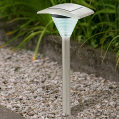 Curved Garden Solar Light