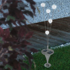 Solar Light Bouquet
