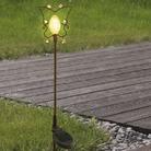 Butterfly LED Solar Light