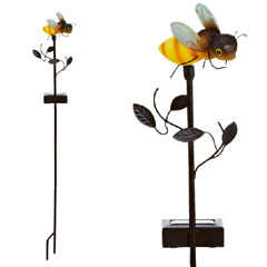 Bumble Bee Solar Light