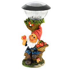 Garden Gnome Solar Light