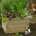 Large Stacking Raised Bed