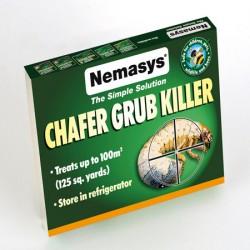 Nemasys Chafer Grub Killer 100m2 Pack