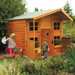 Rowlinson Hideaway Childrens FSC Play House