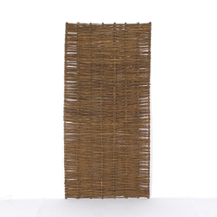 Greenfingers Willow Hurdle Garden Fencing - 3 x 6ft