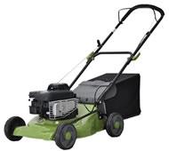 Handy THPM-46 Hand-Propelled 3-in-1 Petrol Lawn Mower