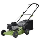 Handy THPM-46 Hand-Propelled 3-in-1 Petrol Lawn Mower
