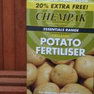 Chempak potato fertiliser