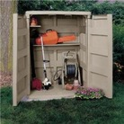 Suncast Conniston Vertical Shed