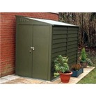 Trimetals Titan 960 Metal Shed 9 x 4