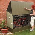 Trimetals Metal Bike Shed