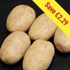 Maris Piper Seed Potatoes (2kg)