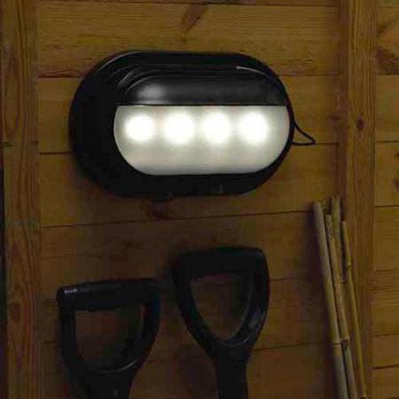 Remote Controlled Solar Utility Light