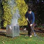 Garden Incinerator