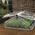 Polycarbonate Glazed Cold Frame