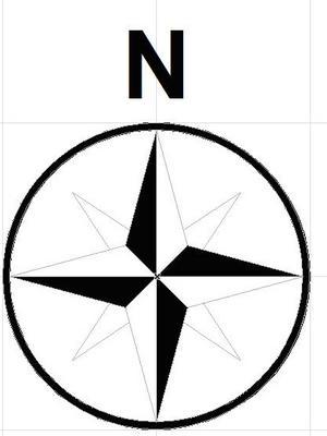 North_symbol